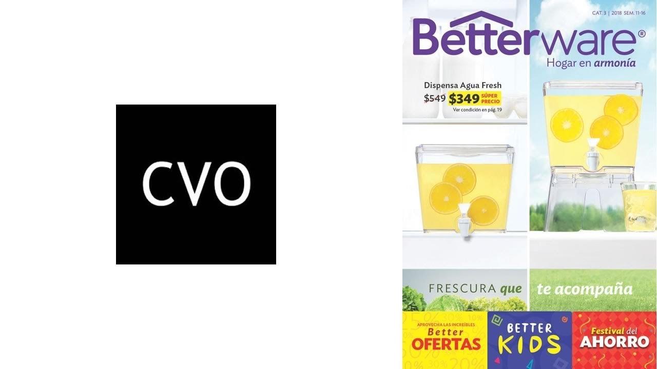 1ac59fa2b8 Catálogo Betterware Campaña 3 de 2018 de México - YouTube