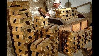 Величезний скарб золота, коштовностей часів Другої світової!