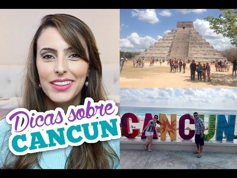 Dicas sobre Cancun | Bruna Dalcin