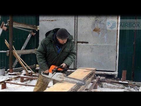 Производство деревянных ступеней