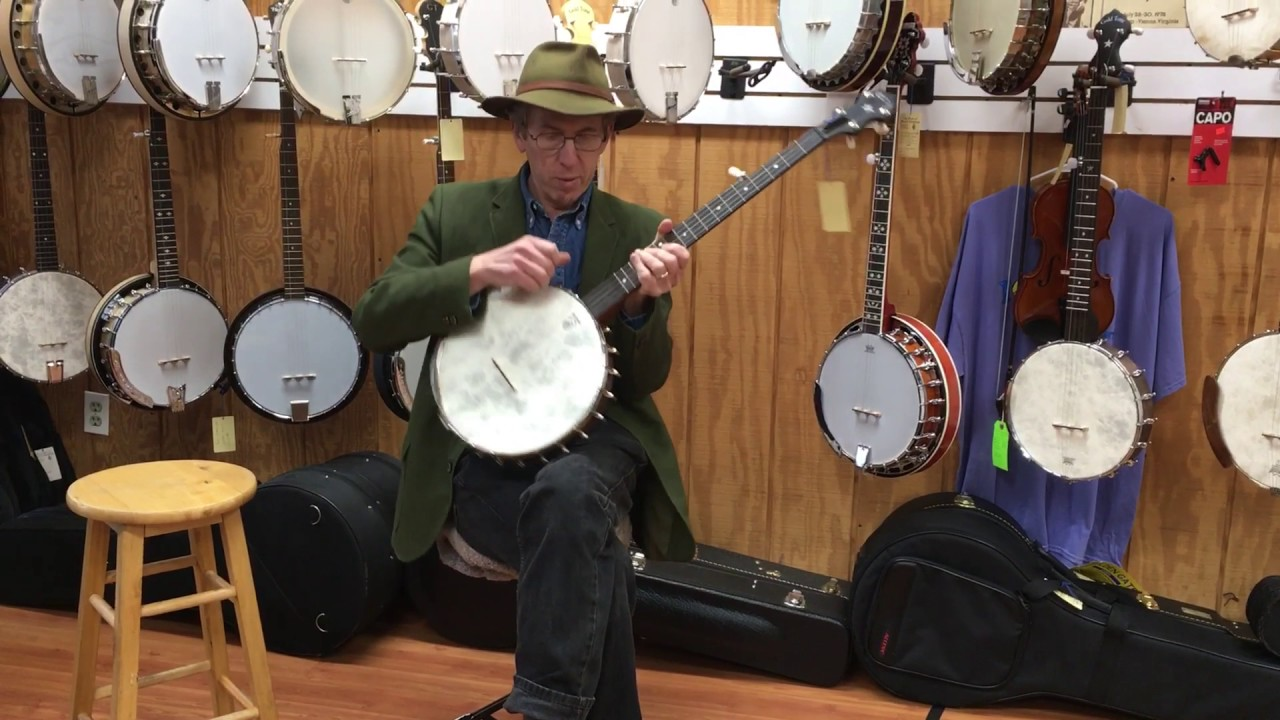 Deering Vega Old Tyme 5-String Banjo
