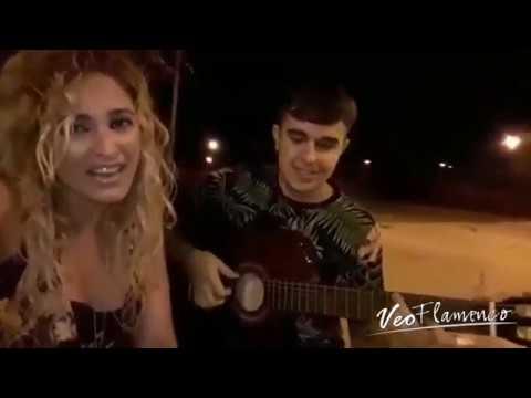 Mara Cruz y Gordo Guaquero A mi ni�a yo le canto de Ni�a Pastori\u200b | VEOFLAMENCO