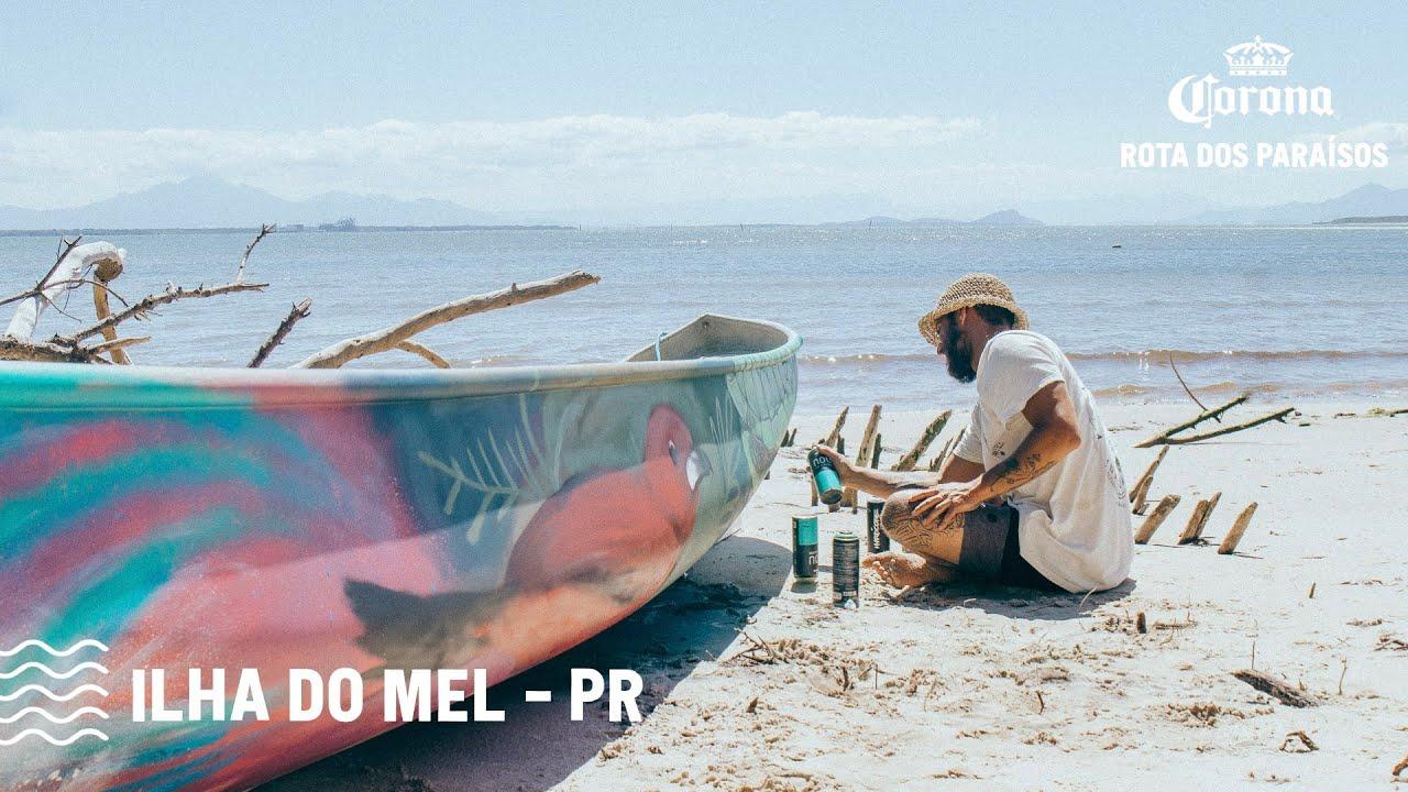 Ilha do Mel - PR | Dialogando com o Olhar | #RotaDosParaísos