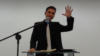 Pregação em Habacuque 1.1-11. Pr. Christopher Vicente