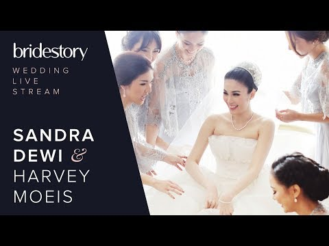 Exclusive - Sandra Dewi and Harvey Moeis' Wedding Ceremony in Jakarta
