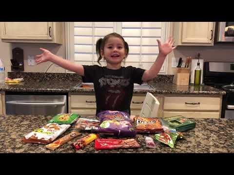 Mathew & Priscilla In The Morning - Snacks With Jax: Snacks from Israel