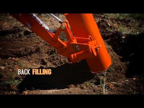 Excavator ANT Tilt Hitch Attachments For Sale – All Class