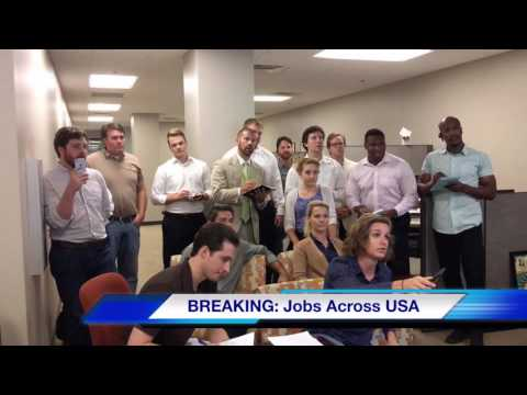 SaaM Job Openings Press Conference