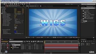 Tuto After Effects CS5 - Basic Pro Intro