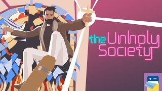 Unholy Society: Adventure Game - Full Game Walkthrough & iOS/Android Gameplay (Cat-astrophe Games)