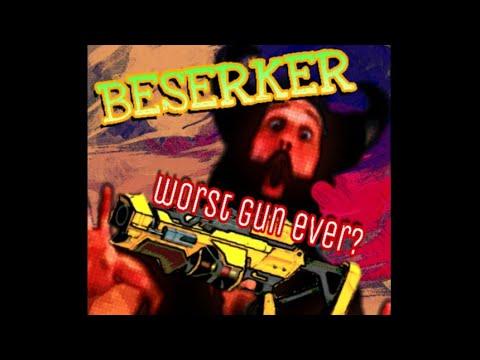Worst Gun Ever? The Berzerker