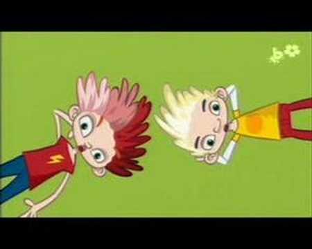 Barnkanalen ident 2005 - YouTube