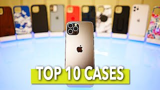 I Bought/Tested Over 65 iPhone 12 Cases - Which Were Best?