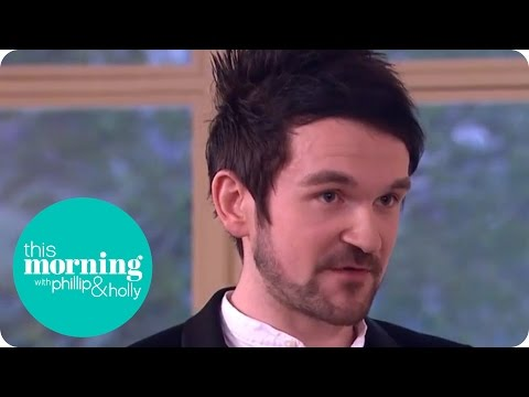 Colin Cloud Plays Strip Poker With Holly and Phillip | This Morning