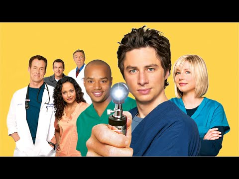 Scrubs 4x19 - Cary Brothers - Waiting For Your Letter