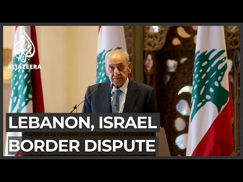 Lebanon, Israel agree framework for talks to end border dispute