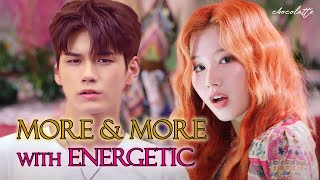 [MASHUP] TWICE / Wanna One 워너원  'More & More X Energetic'