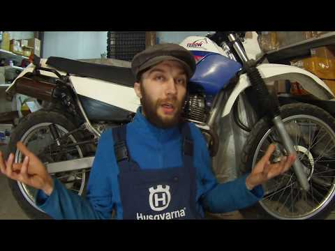Как ездить на мотоцикле без документов?(18+)