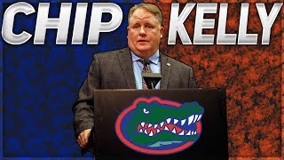 CHIP KELLY TO FLORIDA? -- A GATORS FANS REACTION