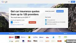 Google May Be Launching Car Insurance Shopping In The U.S.