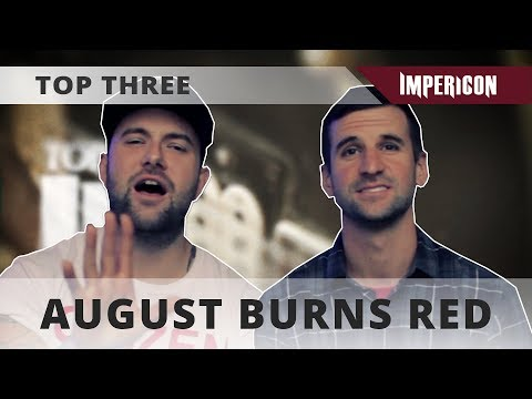 Top Three with August Burns Red
