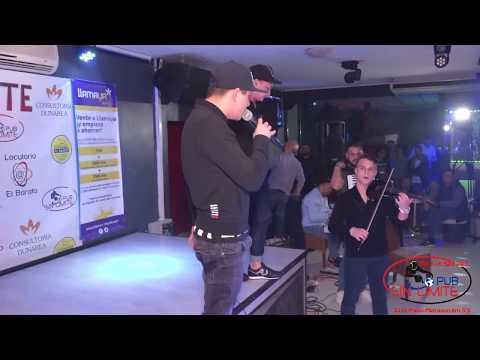 Dale Dale Ce Iubire mare Cu Bogdan de la Madrid in Pub Sin Limite 2018