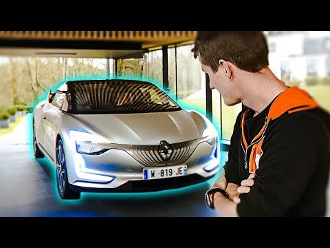 Driving a MULTI-MILLION DOLLAR Autonomous Car!