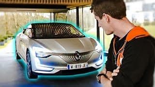 Driving a MULTI-MILLION DOLLAR Autonomous Car! thumbnail