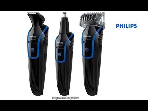 e56ab35d9 Unboxing - Aparador Philips Multigroom Series 3000 - YouTube