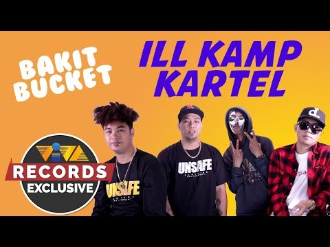 Bakit Bucket with ILL KAMP Cartel