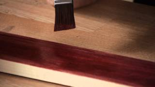 Steps To Sanding & Varnishing Wood : Woodwork & Carpentry