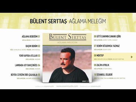 Mektup (Bülent Serttaş) Official Audio #mektup #bülentserttaş