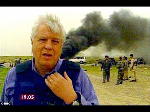 BBC's John Simpson: certainties are collapsing