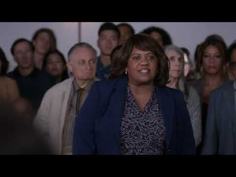 Bailey Stands up For Meredith at Her Hearing - Grey's Anatom