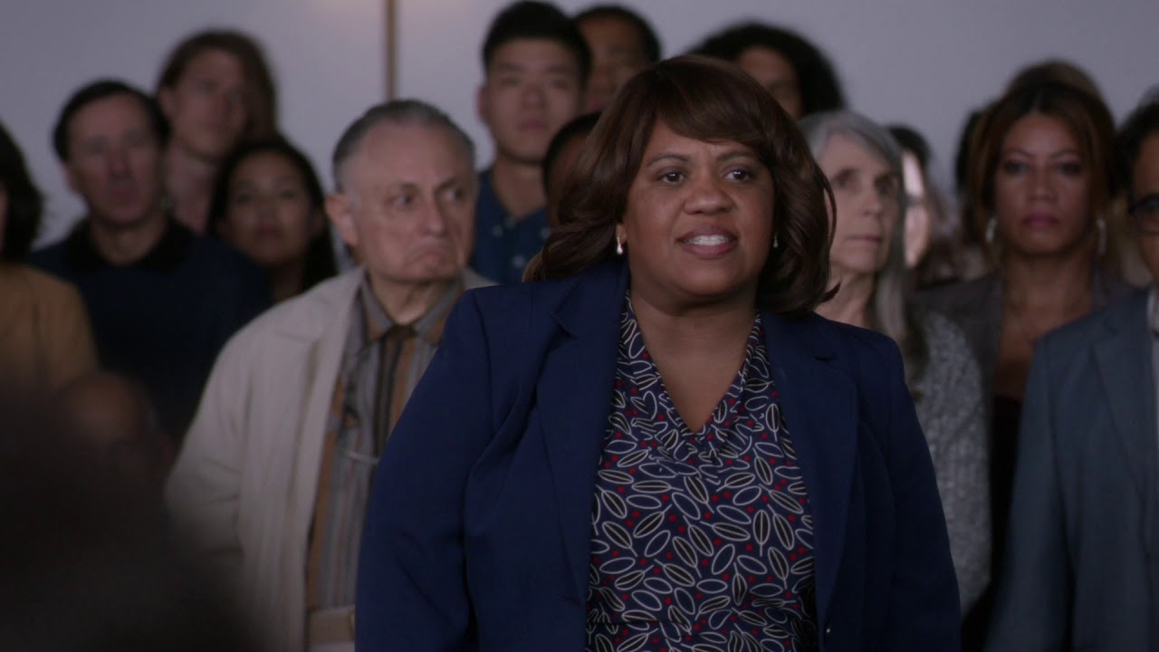 Dr. Bailey's Monologue About Miscarriage on Grey's Anatomy Has ...