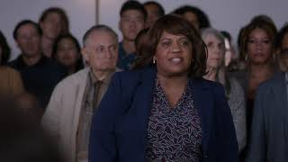 Bailey Stands up For Meredith at Her Hearing - Grey39s Anatomy
