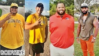 Awesome Men Body Transformation Male Obese To Muscle Fit Motivation Before And After