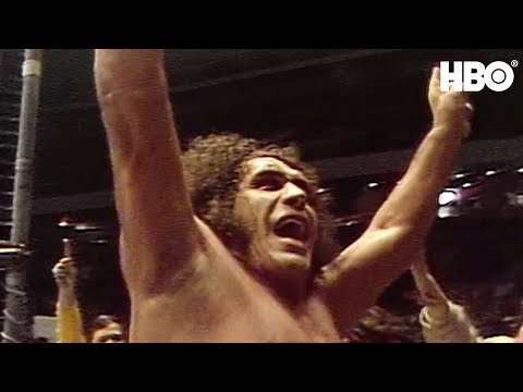 Andre The Giant  'He Was A God'   HBO