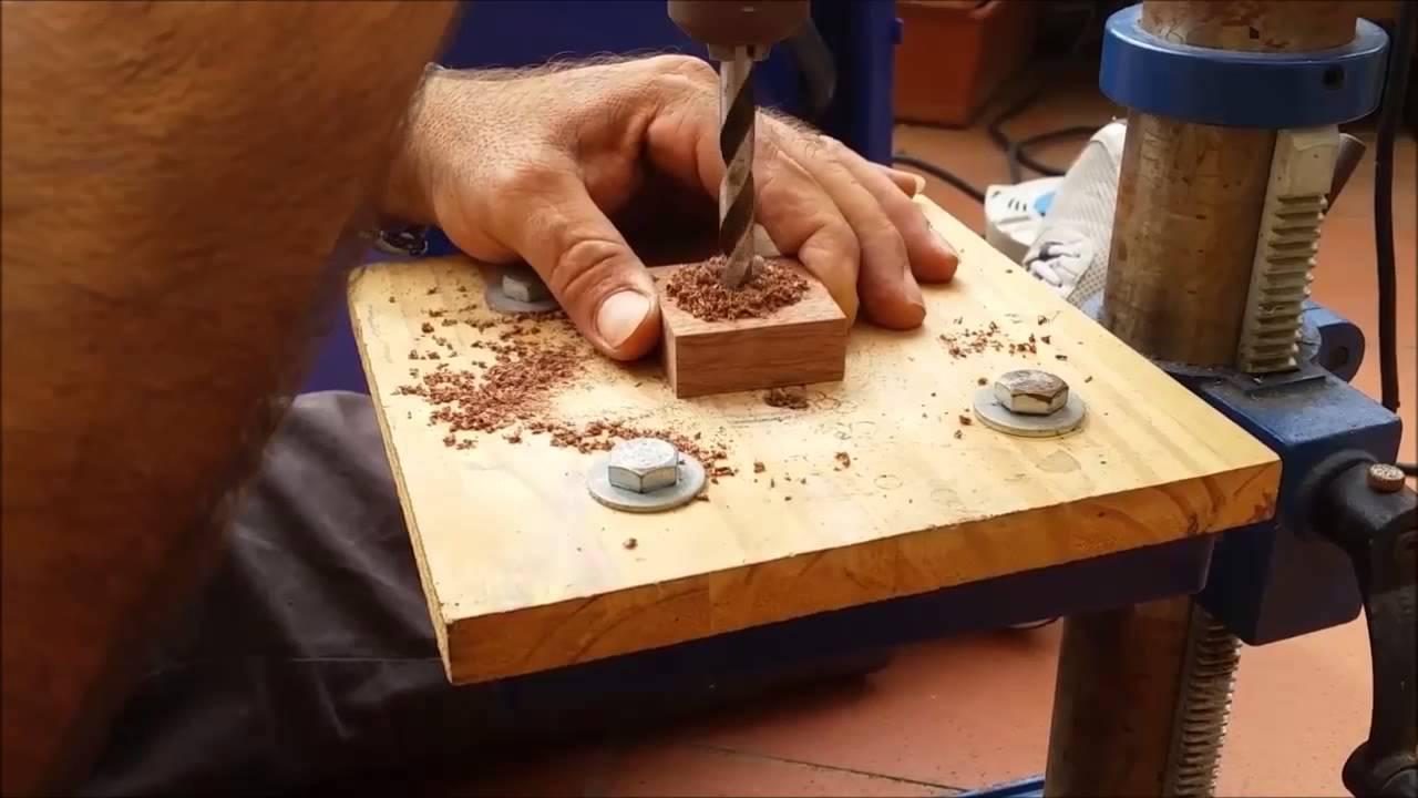 Costruire una scacchiera 2 parte youtube for Costruire una tettoia fai da te