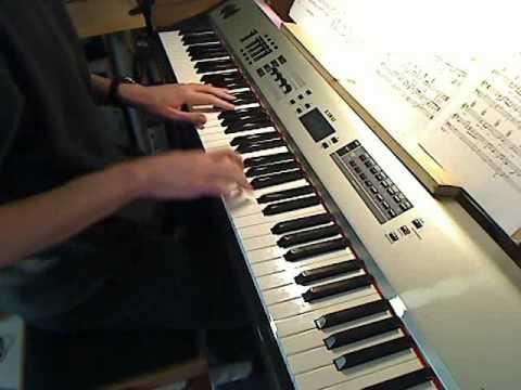 Josh Groban - Broken Vow (Piano Cover)
