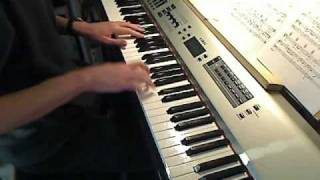 Josh Groban - Broken Vow (Piano Cover)