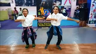 Mehbooba | Fukrey Returns | Dance Choreography By D4 Dance Academy