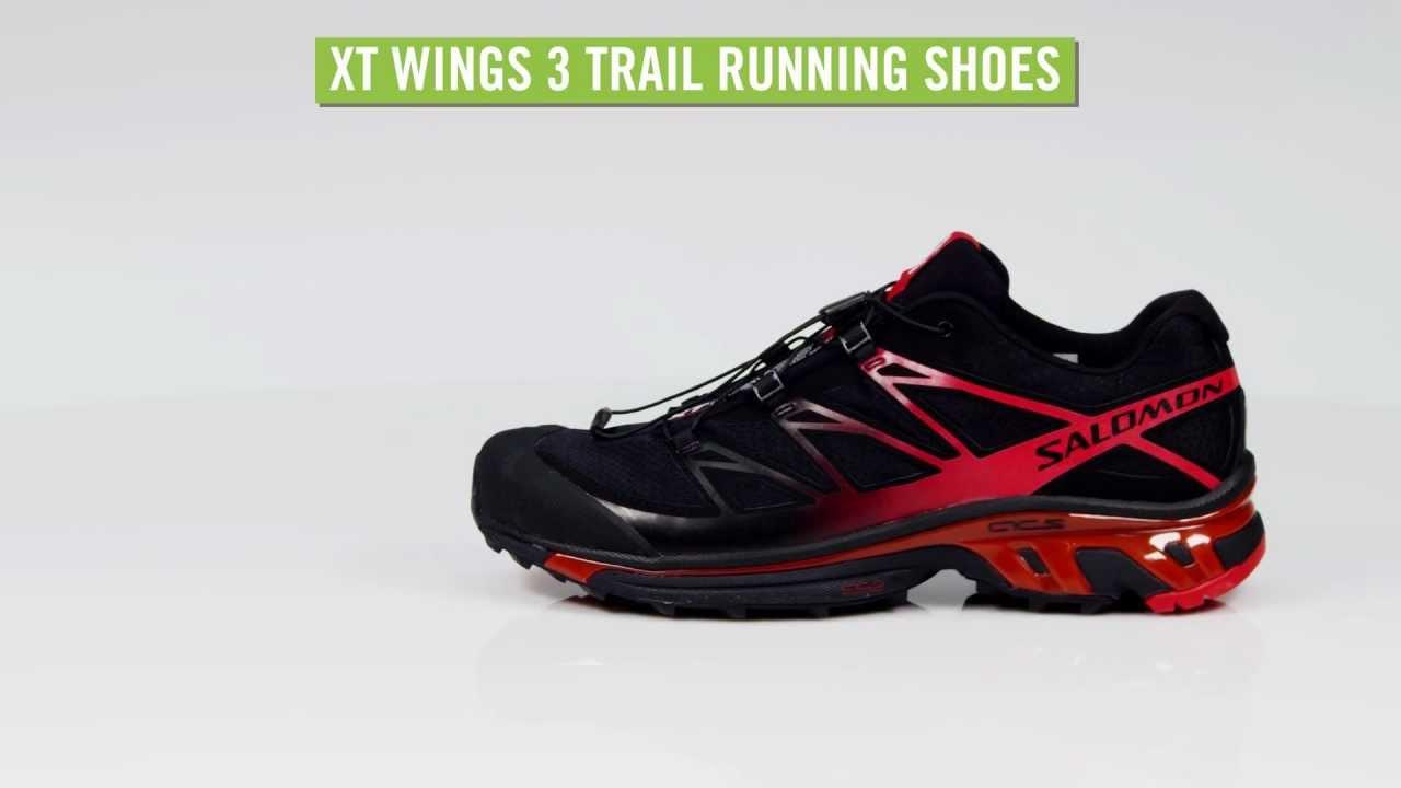 newest d741f 36a5b Salomon Men's XT Wings 3 Trail Running Shoes