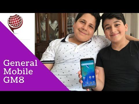 General Mobile GM8 Kutu Açılışı ve Gençlerin İlk İzlenimleri