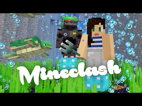 Minecraft's New Ocean Challenge! | Mineclash