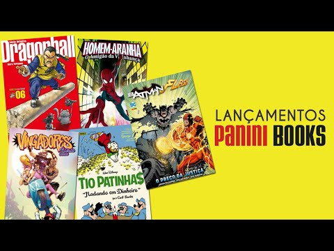 LANÇAMENTOS PANINI JANEIRO 2020 from YouTube · Duration:  14 minutes 45 seconds