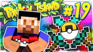 ultra ball wager battle pixelmon island smp 19 pokemon go minecraft mod