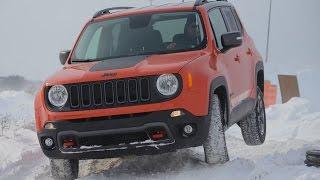 Jeep Renegade 2015 Videos