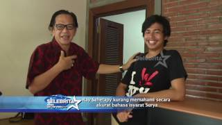 Ray Sahetapy Bicara Bahasa Isyarat Dengan Surya | Selebrita Siang On The Weekend