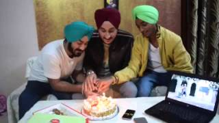 Happy Birthday Diljit Dosanjh From Fans Official Video